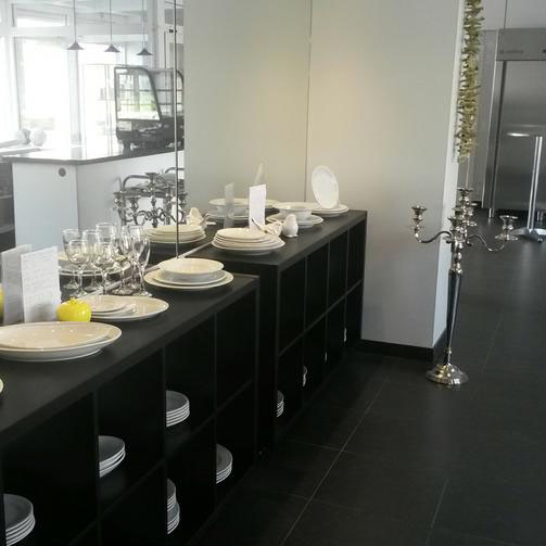 Winkel voor Horecamateriaal - toestellen en servies